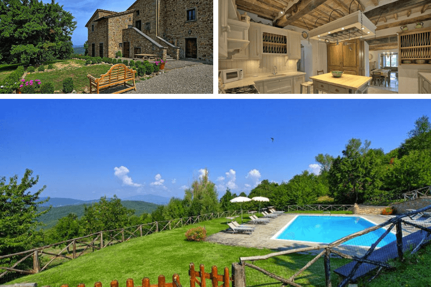 Villa Leandro - Toscane, Italie
