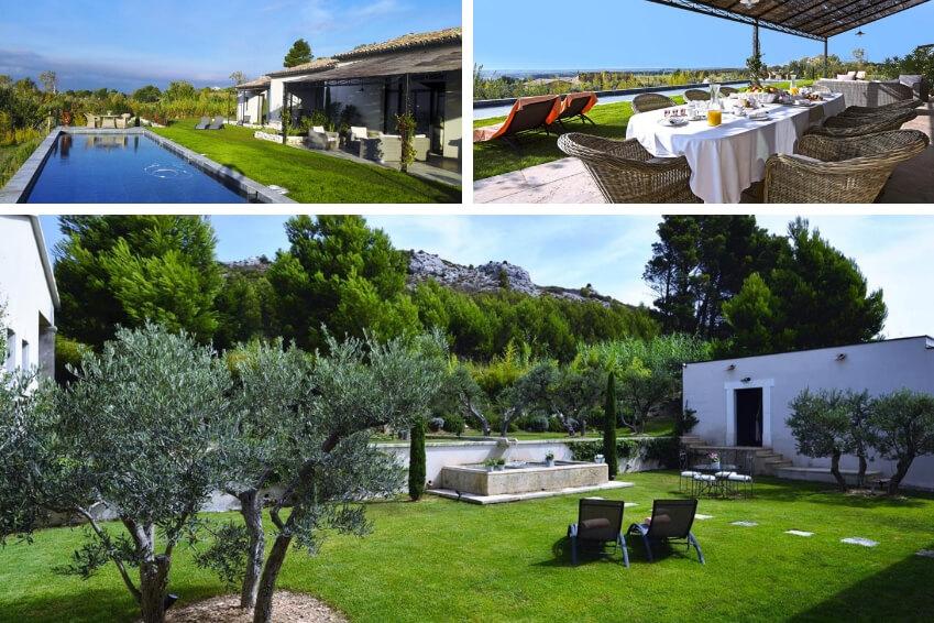 Villa Magenta - Provence, France