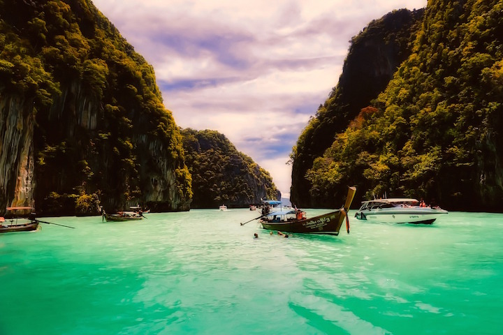 Visits and activities for a getaway in Thailand