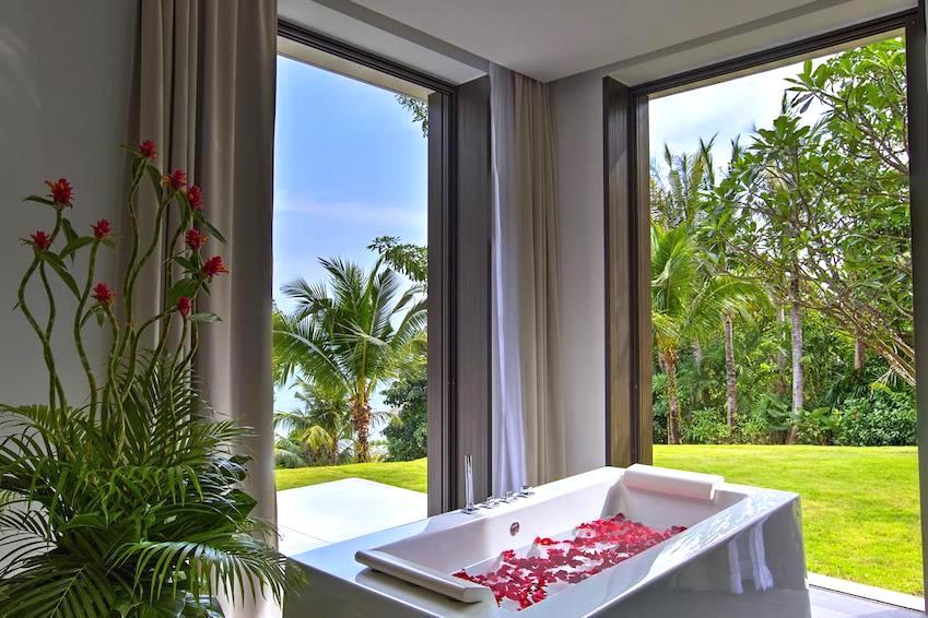 6 villas de luxe avec services personnalisés