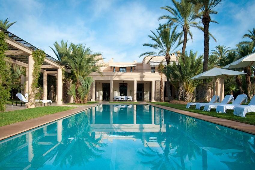 Villa Laya, Maroc