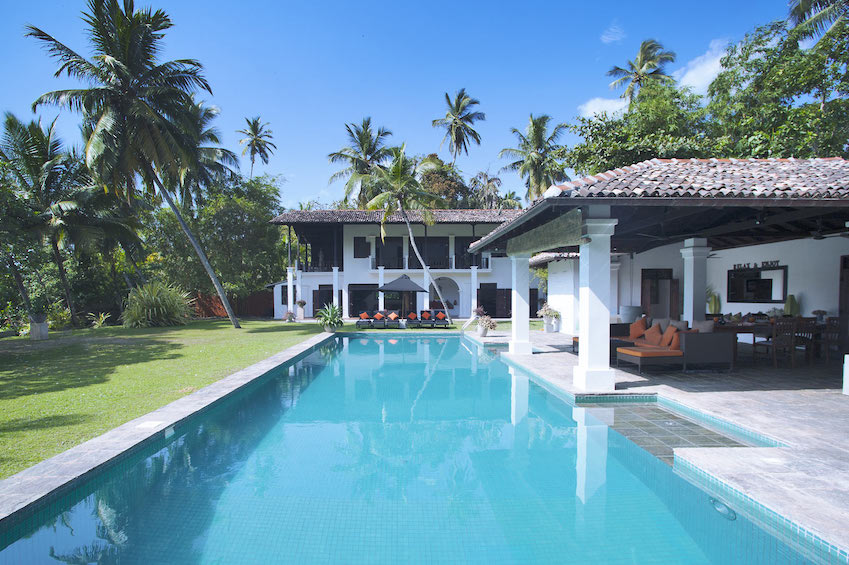 Villa Akila, Sri Lanka