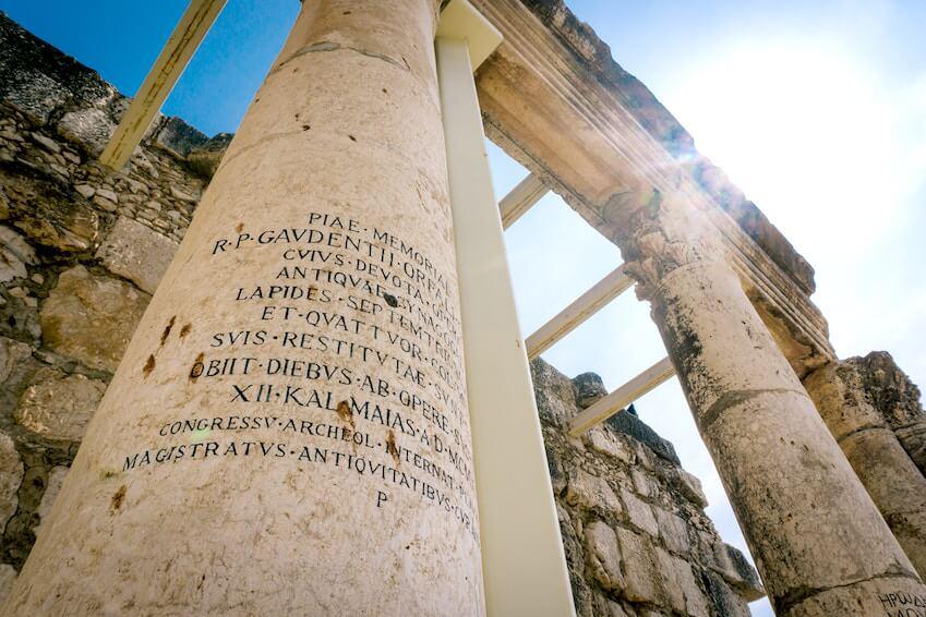 Délos, le calme face à l'agitation de Mykonos