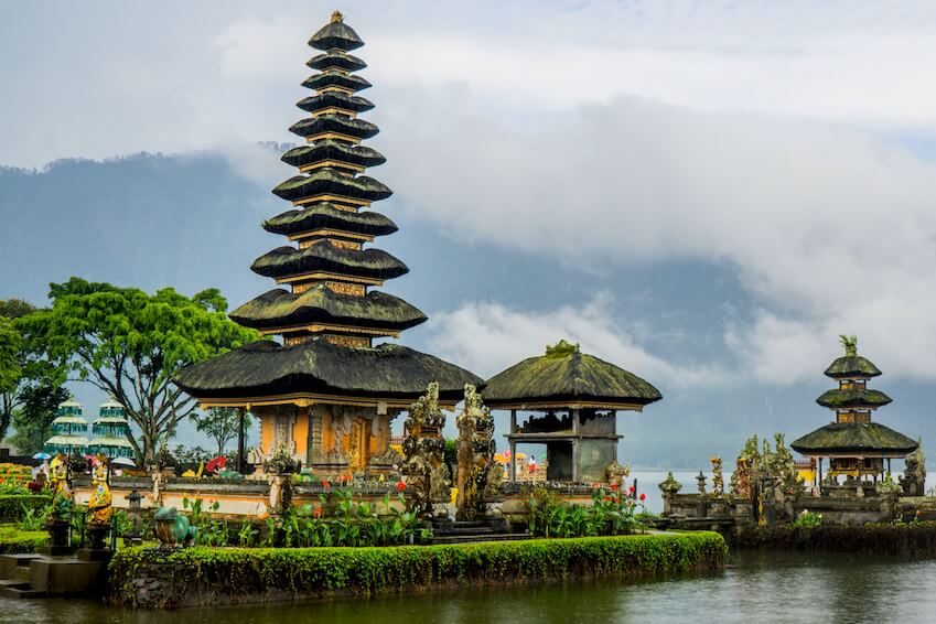 The cultural pearl of Indonesia