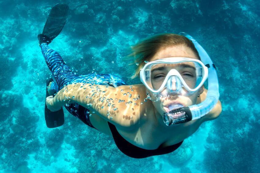 4- Faites de la plongée sous-marine à Kendwa