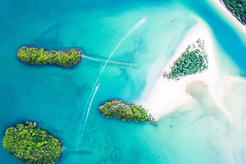 7- Explore the seabed in the Surin Islands