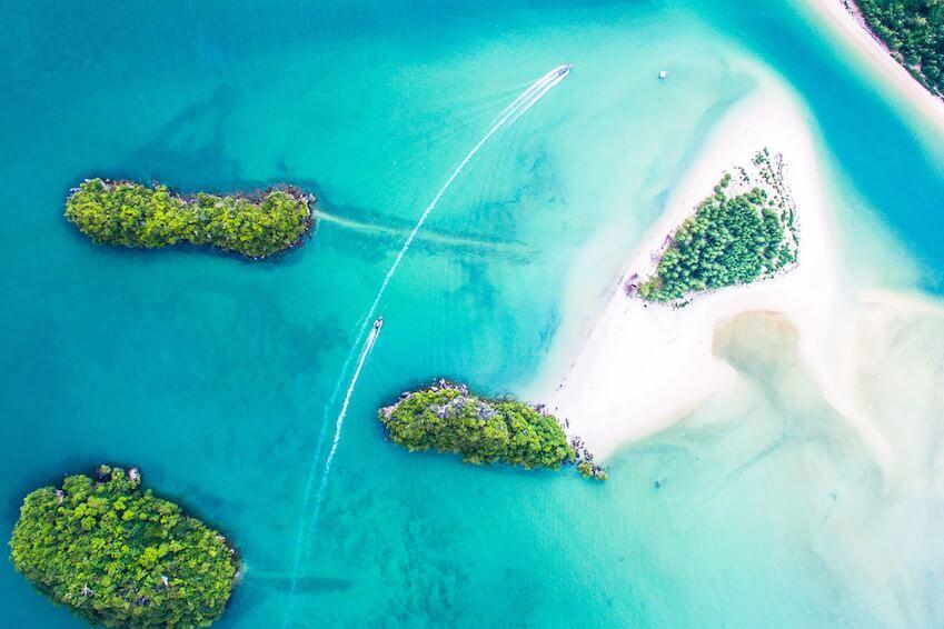 7- Explorez les fonds marins dans les îles Surin