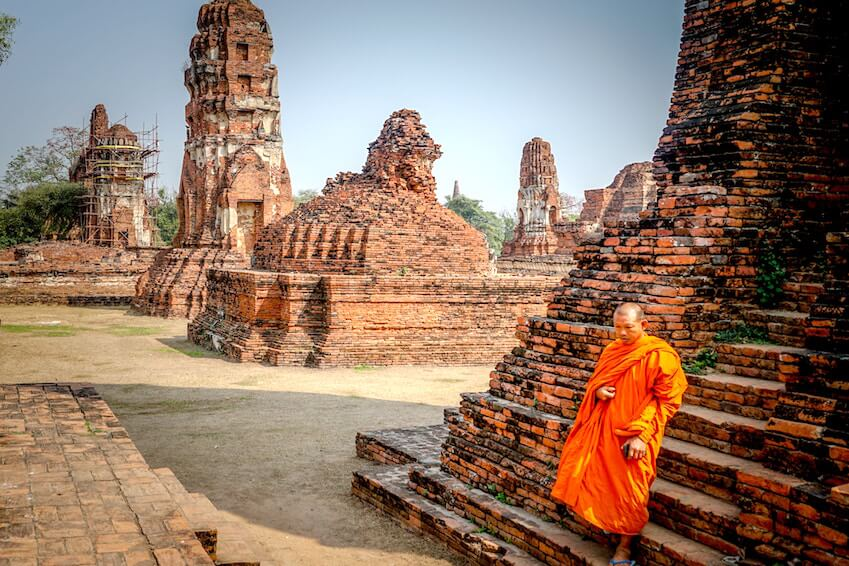 4- Discover Ayutthaya