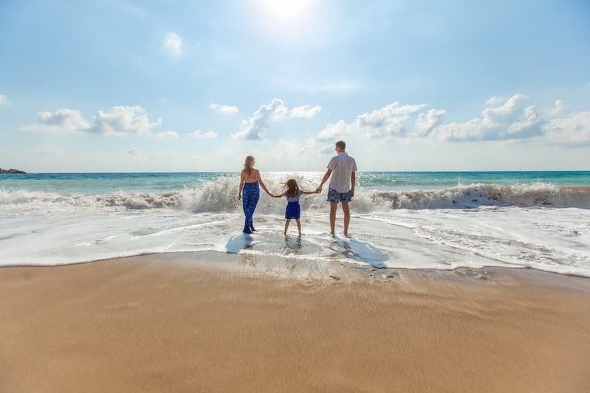 Ile de Ré and Algarve: a wide range of activities to do with family