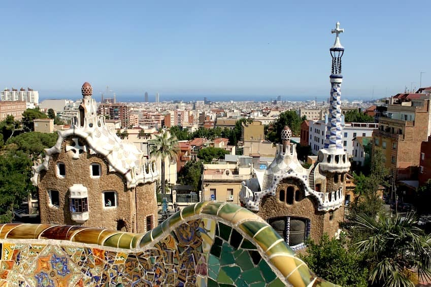 7- Barcelona, Spain: Vicky, Cristina, Barcelona