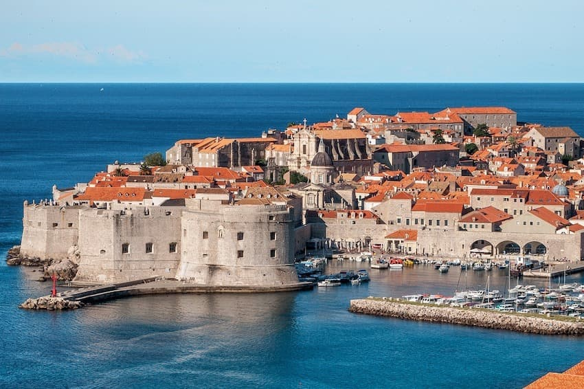 3- Dubrovnik, Croatia - Game of Thrones