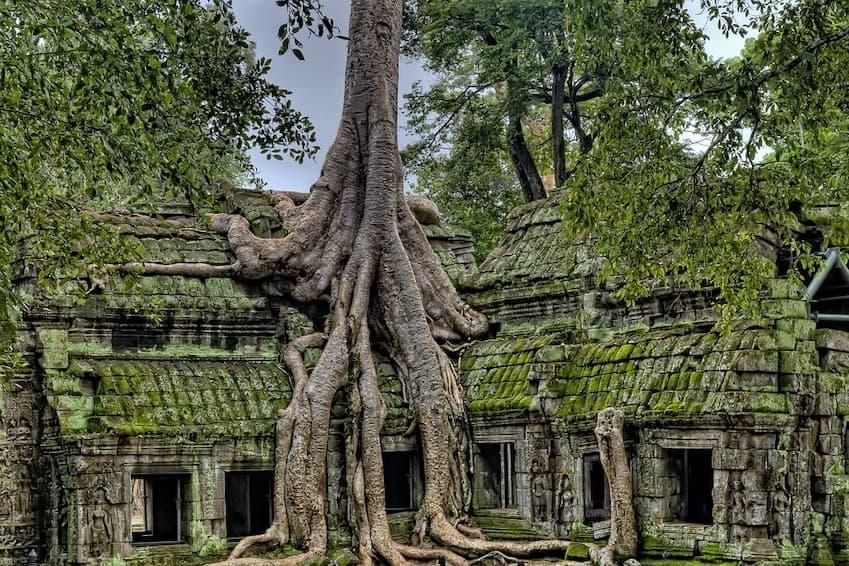 10- Siem Reap, Cambodia - Lara Croft: Tomb Raider