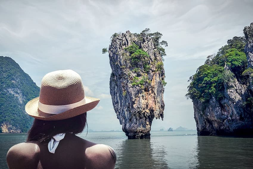 1 - Phuket, Thailand - James Bond: The Man with the Golden Gun