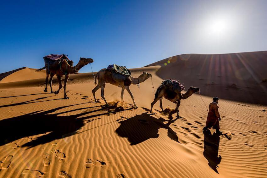 11- Le Maroc