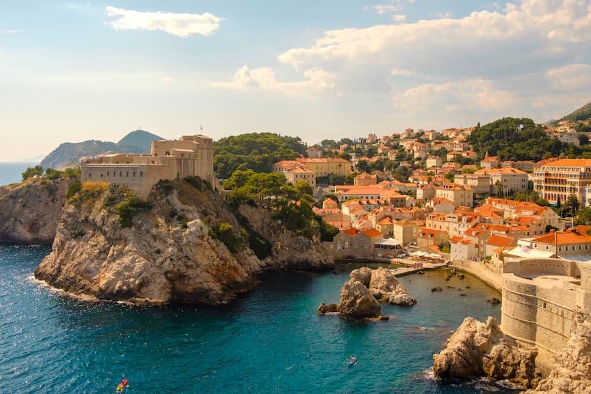 9- La Croatie