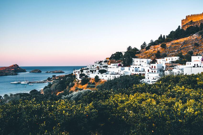 3- La Grèce