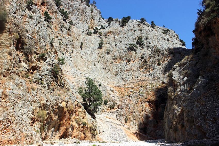 8- Les Gorges d'Aradena
