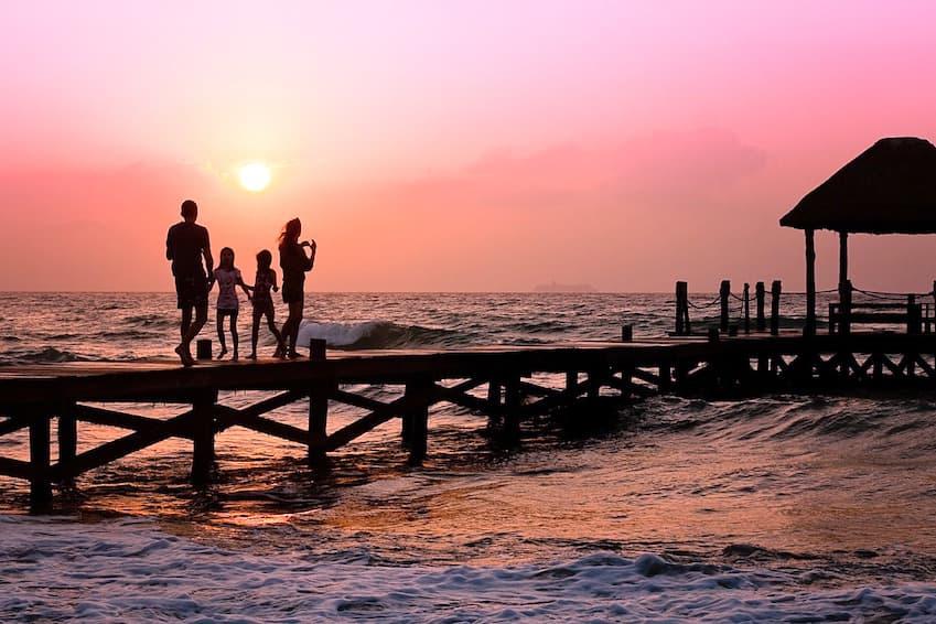 Cambodia, a family destination