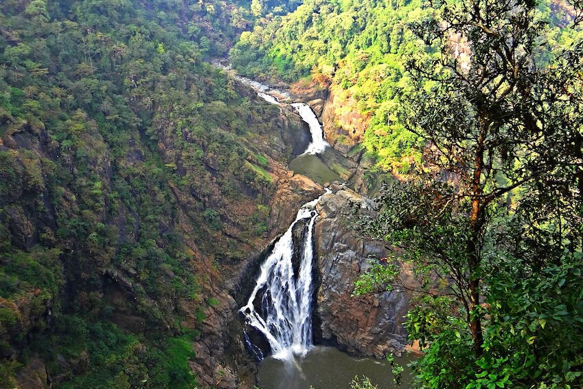 6- The Yellapur waterfalls