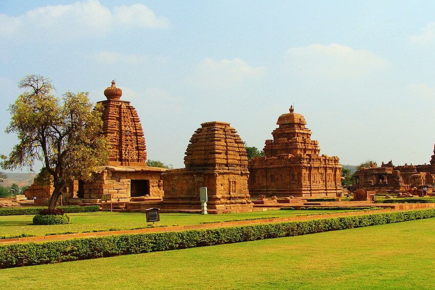 4- The forgotten village of Pattadakal