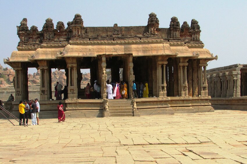 3- The temple of Vittala