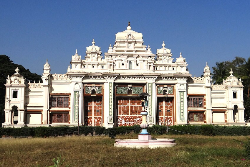 2- The Mysore Palace