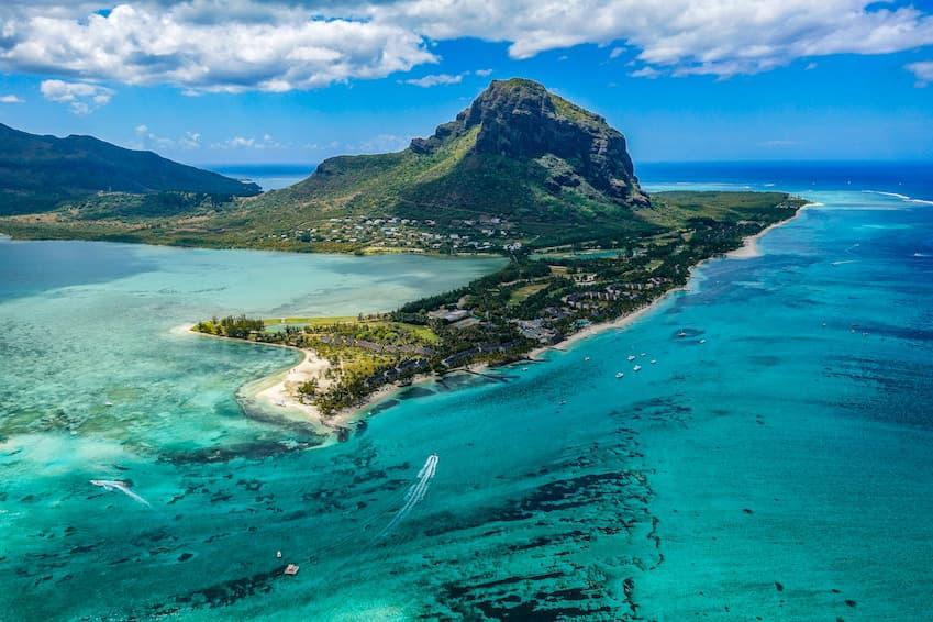 2- L'île Maurice