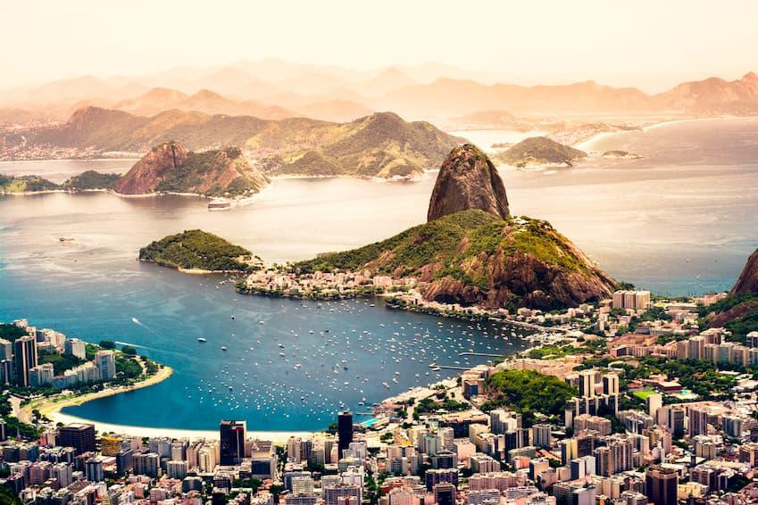 5- Rio de Janeiro au Brésil