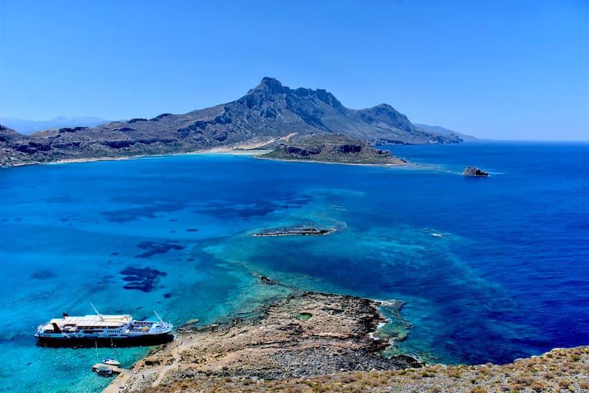 7- La Crète
