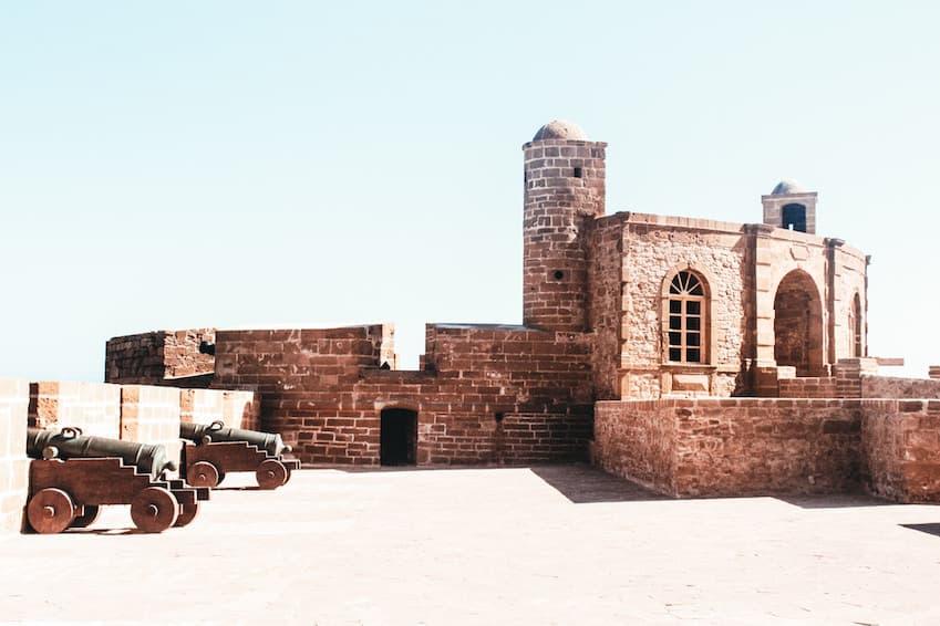 Les merveilles architecturales d'Essaouira : de la médina aux mosquées