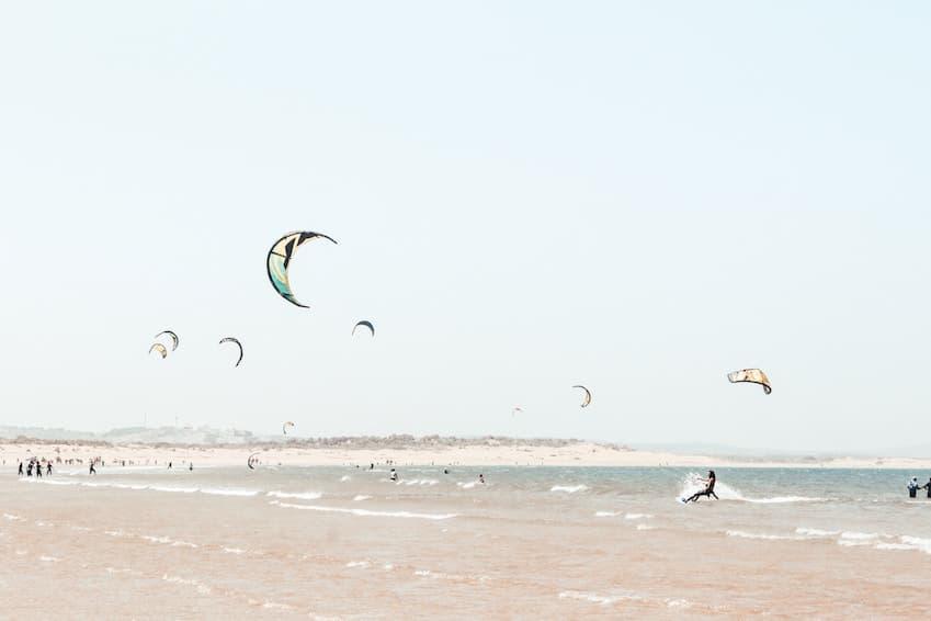 Le port d'Essaouira : plages, sports nautiques et activités en tout genre