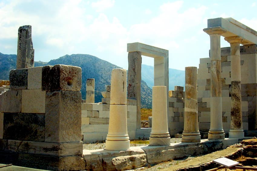 2- For history buffs: Delos