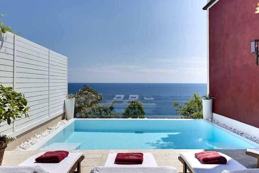 5- Villa Praiano, Amalfi Coast, Italy