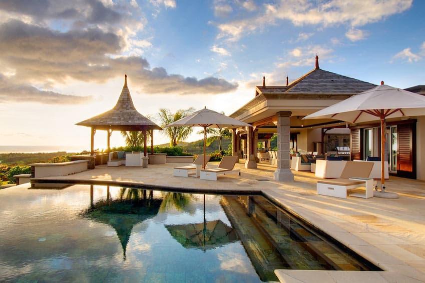 6- Villa Heritage II, Bel Ombre, Mauritius
