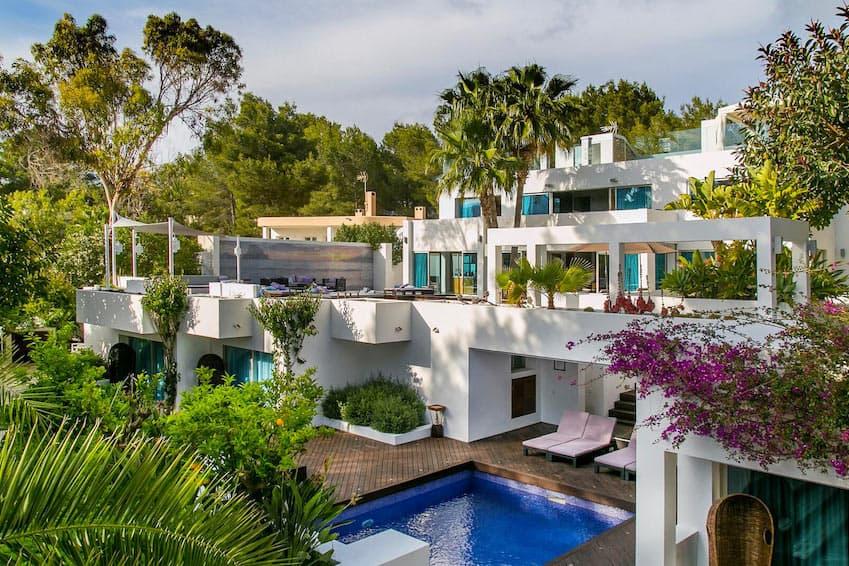 7- Villa 845, Roca Llisa, Ibiza