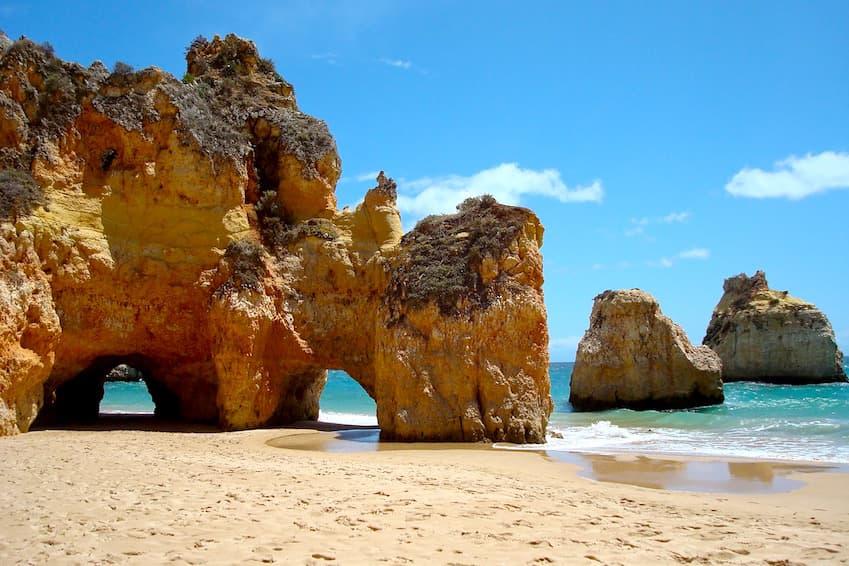2- Praia da Bordeira, Carrapateira