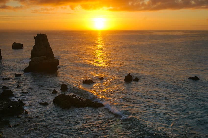 3- Praia da Rocha, Portimao