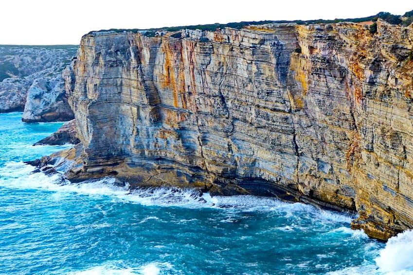 5- Praia do Barril, Pedras of El Rei