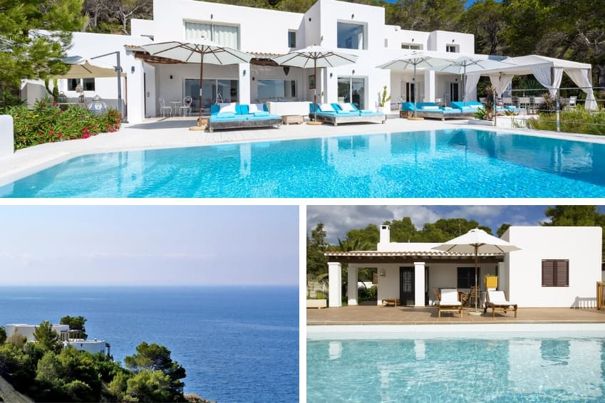 A wide choice of villas in Ibiza tailored to your desires and your budget