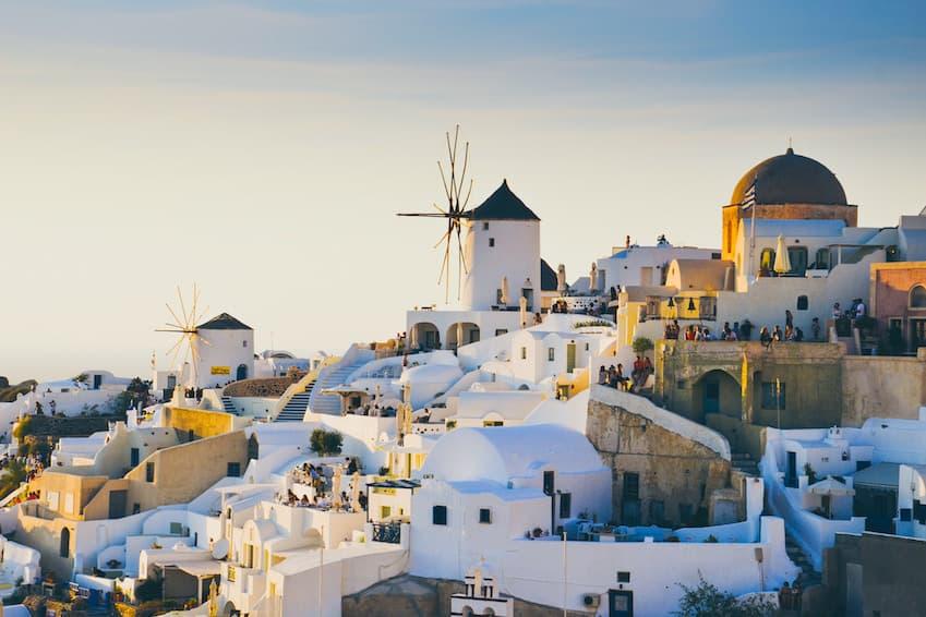 7- Les îles grecques