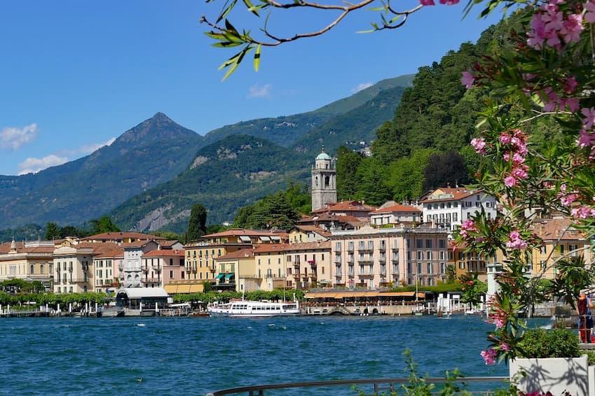 3- Lake Como, Italy