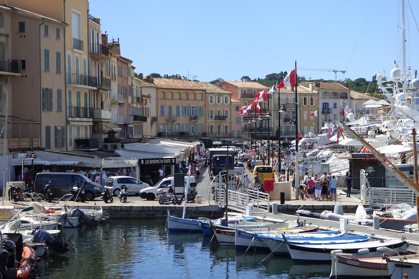 2- Saint Tropez, France