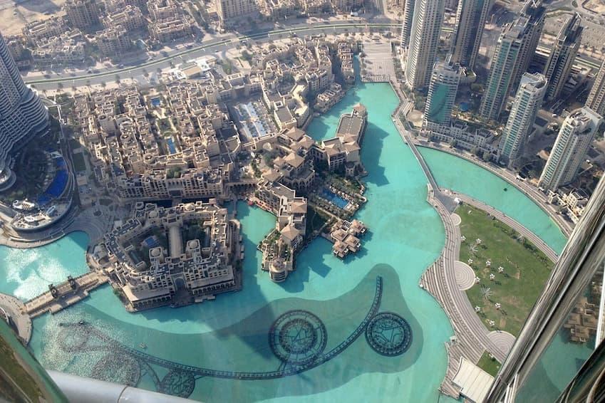 8- Faites des folies au Dubaï Mall