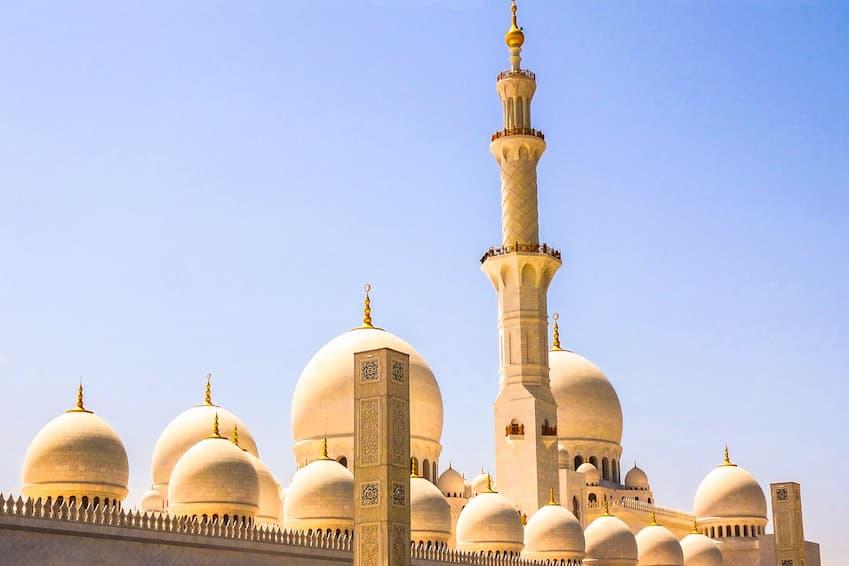 3- Visitez la mosquée de Jumeirah