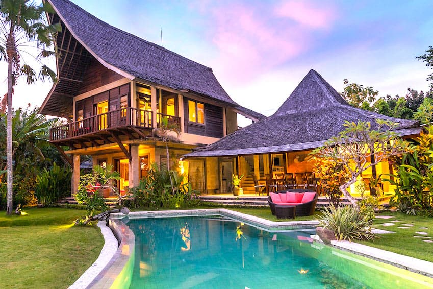 Ultra-luxury holidays in Bali and Thailand