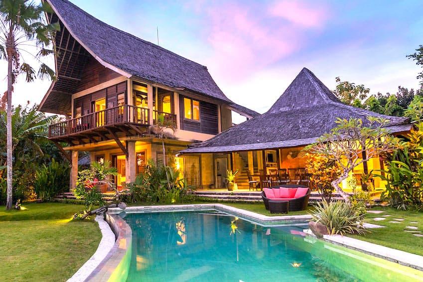 Des vacances ultra-luxe à Bali et en Thaïlande