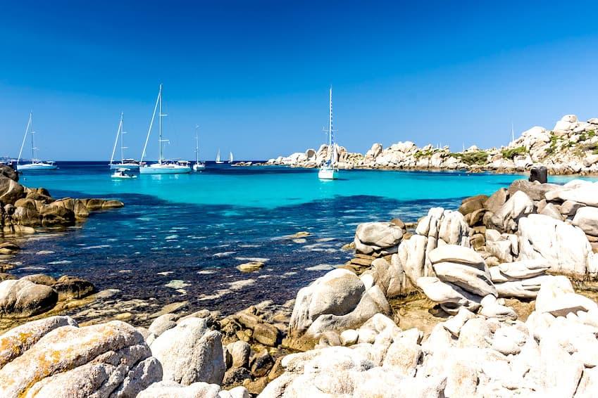 2- Corse, France