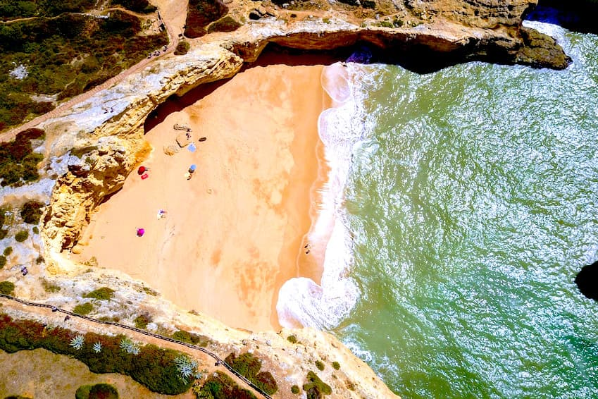4- Algarve, Espagne