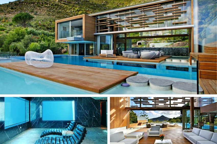 Villa Heuwel — Le Cap (Afrique du Sud)
