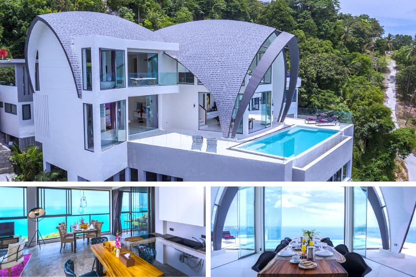 Loft villa, Chaweng Noi (Thailand)